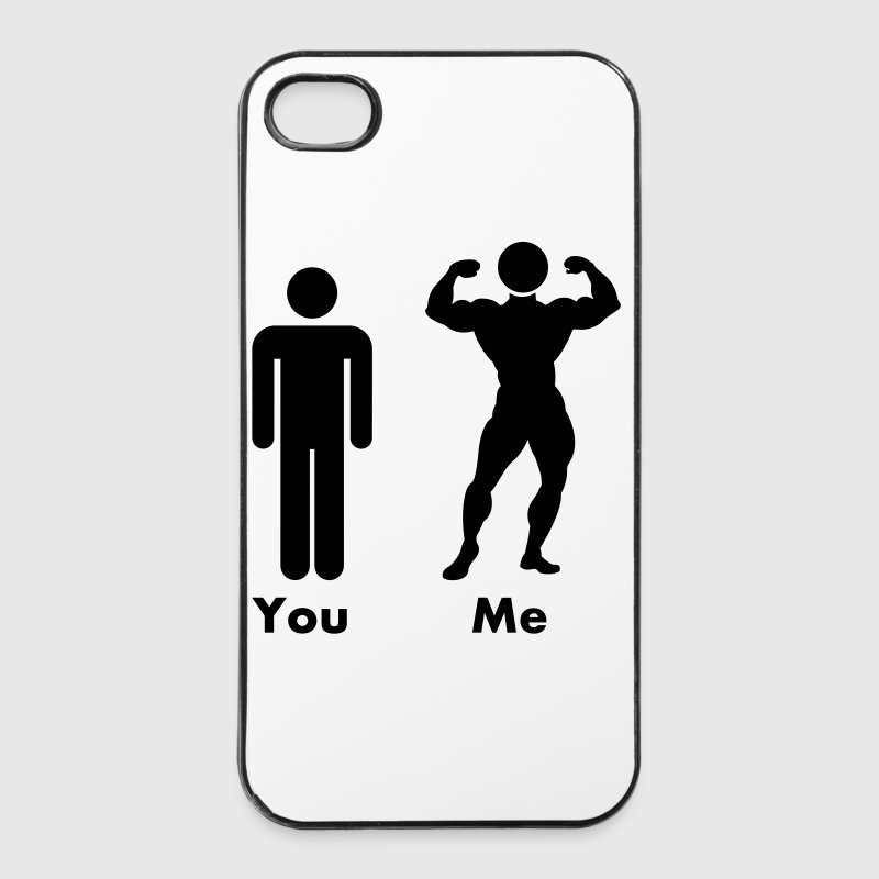 You & Me - iPhone 4/4s Hard Case