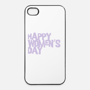 Mummy Happy Happy Women's Day - iPhone 4 & 4s Case