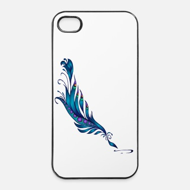 Poet's Quill - iPhone 4/4s Hard Case