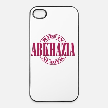 Regio made in abkhazia - iPhone 4/4s hard case