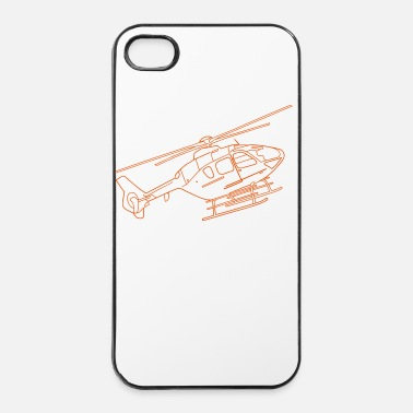 Military Helicopter - iPhone 4 & 4s Case