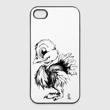 Autruchon - Coque rigide iPhone 4/4s