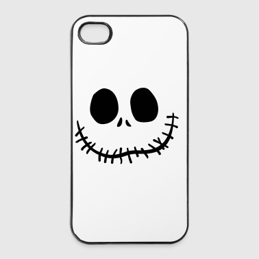 jack o'lantern - Custodia rigida per iPhone 4/4s