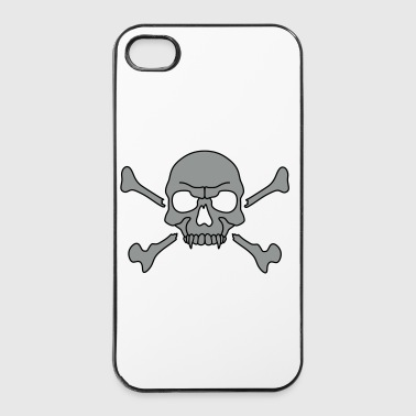 tete de mort vampire 2 - Coque rigide iPhone 4/4s