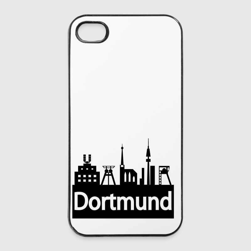 Skyline Dortmund - iPhone 4/4s Hard Case
