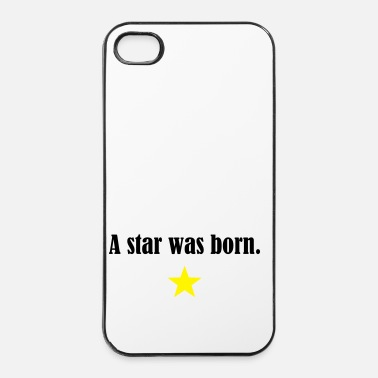 Was a star was born - Coque rigide iPhone 4/4s