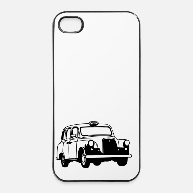 Taxi taxi - iPhone 4/4s hard case
