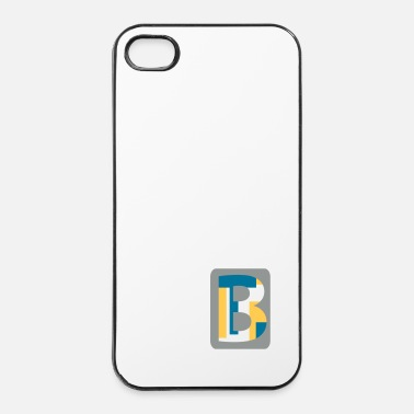 Initial Letter B - iPhone 4 & 4s Case
