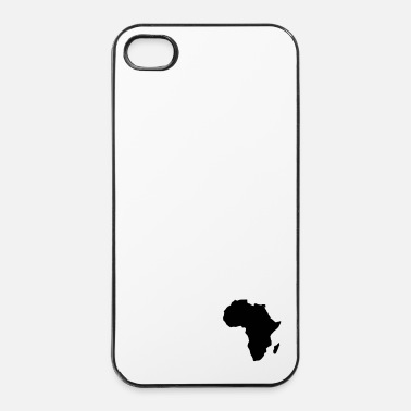 Os africa - Coque rigide iPhone 4/4s