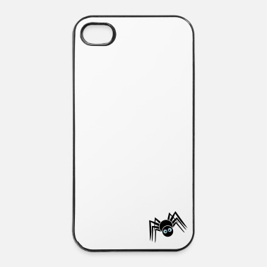 Vampire spider 2c friendly - Custodia rigida per iPhone 4/4s