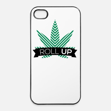 Kiffen Roll Up - iPhone 4 & 4s Hülle