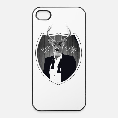 Illustratie Herten - iPhone 4/4s hard case
