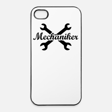 Mechaniker Mechaniker  - iPhone 4/4s Hard Case