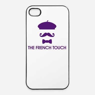 Chic The French Touch - Coque rigide iPhone 4/4s