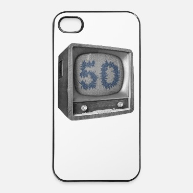 Tv Verjaardag 50 jaar - iPhone 4/4s hard case