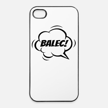 Expression Balec  - Coque rigide iPhone 4/4s