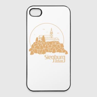 Siegburg Deluxe Motiv - iPhone 4/4s Hard Case