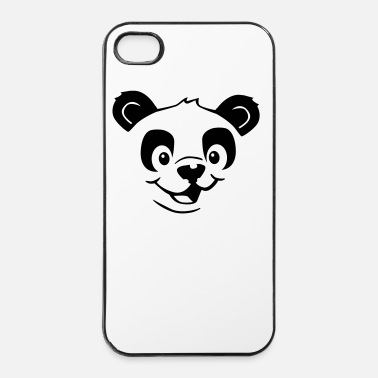 China Cute Panda - iPhone 4/4s hard case