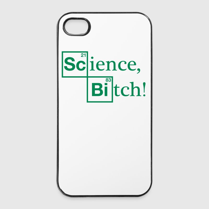 Science, Bitch! - iPhone 4/4s Hard Case