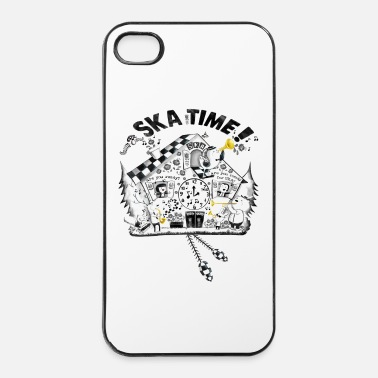 Tuning Ska Time Cuckoo Clock Buttons - iPhone 4 & 4s Case
