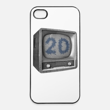 Tv Verjaardag - 20 jaar - iPhone 4/4s hard case