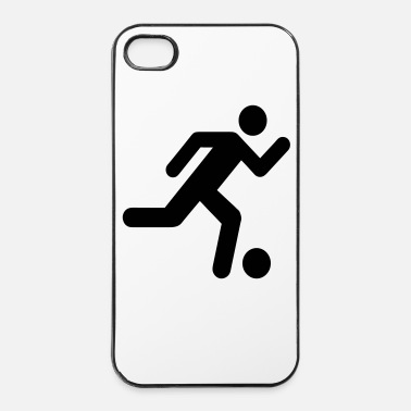 Football Football Icon - Coque rigide iPhone 4/4s