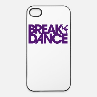 Breakdance Breakdance - Coque rigide iPhone 4/4s