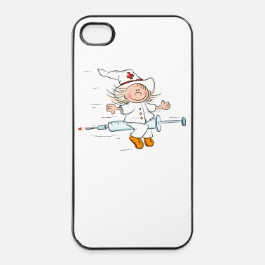 Saludable Nurse Witch hace saludable - Carcasa iPhone 4/4s