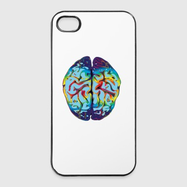 cerveau de LSD - Coque rigide iPhone 4/4s
