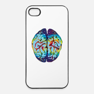 Hersenen LSD hersenen - iPhone 4/4s hard case