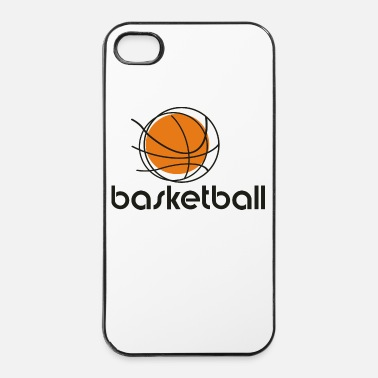 Cesto basketballbendengcfcjg - Custodia rigida per iPhone 4/4s
