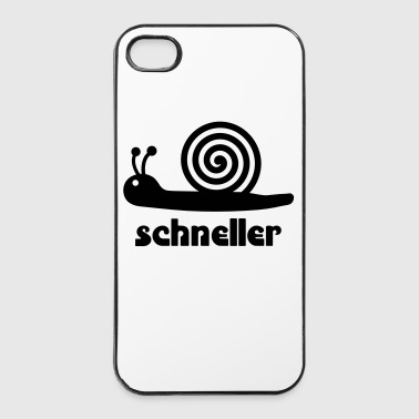 schneller - iPhone 4/4s Hard Case
