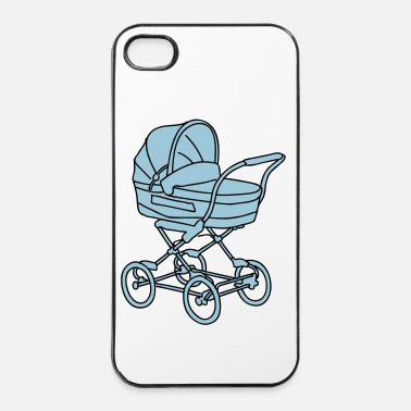 Madre Paseante 2 - Carcasa iPhone 4/4s