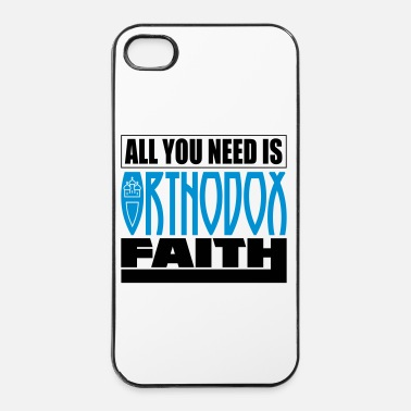 Russian All you need is Orthodox Faith - iPhone 4 & 4s Case
