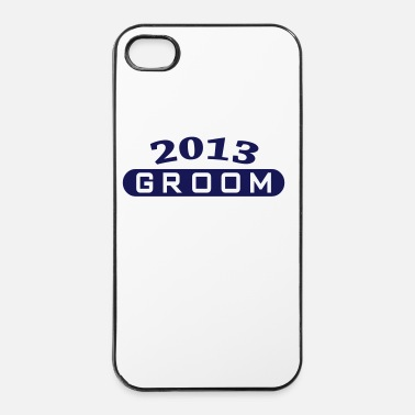 Groom Groom 2013 - iPhone 4 & 4s Case