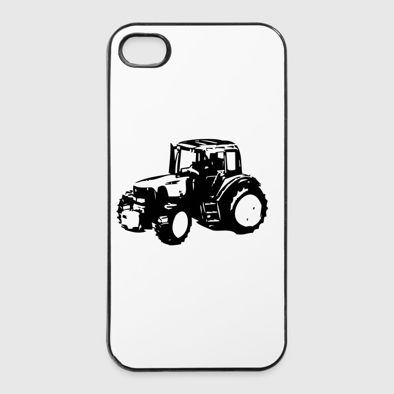 traktor - iPhone 4/4s Hard Case