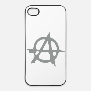 Anonymous anarchie - Coque rigide iPhone 4/4s