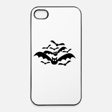 Vampire bats - Custodia rigida per iPhone 4/4s