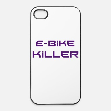 Bike e-bike killer - iPhone 4 & 4s Hülle