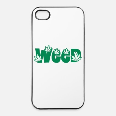 Herbe Weed - Coque rigide iPhone 4/4s