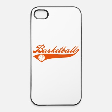Panier Basketball team - Coque rigide iPhone 4/4s