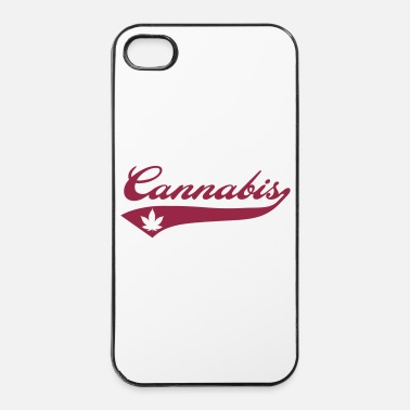 Cannabis Cannabis Team - Coque rigide iPhone 4/4s