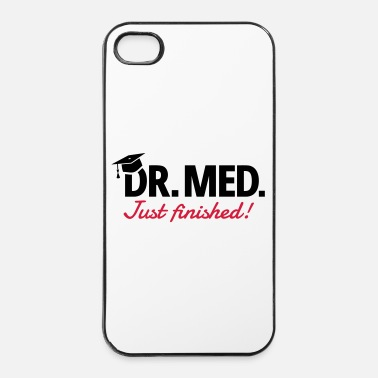 Just Medico - Custodia rigida per iPhone 4/4s
