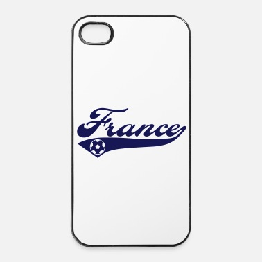 Football France Football - Coque rigide iPhone 4/4s