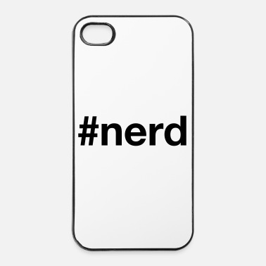 Nerd Nerd - iPhone 4/4s hard case