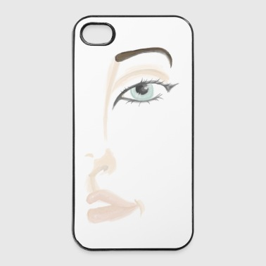 Lana Lana Del Rey - Custodia rigida per iPhone 4/4s