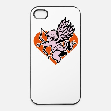 Valentines Day Cupid - iPhone 4/4s Hard Case