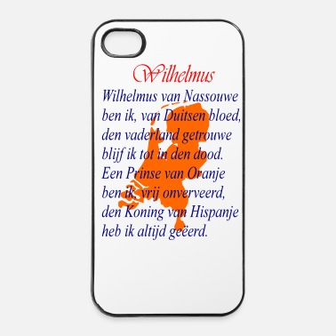Koning Willem Alexander - iPhone 4/4s hard case