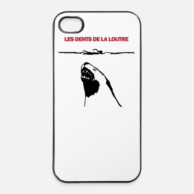 Dent Les dents de la loutre - Coque rigide iPhone 4/4s