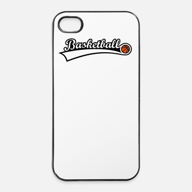 Bold Basketball  Basket  basketball bold   - iPhone 4 & 4s cover